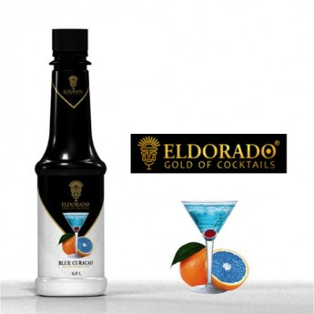 Eldorado Blue Curacao 0.25l