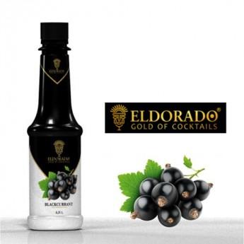 Eldorado Čierne ríbezle 0.25l