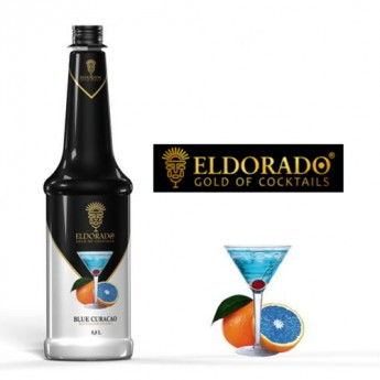 Eldorado Blue curacao 0.8l