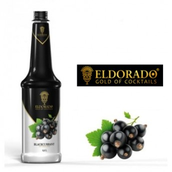 Eldorado Čierne ríbezle 0.8l