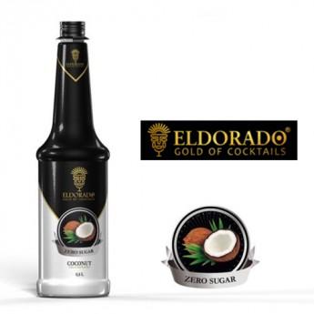Eldorado Kokos bez cukru 0.8l