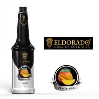 Eldorado Mango bez cukru 0.8l