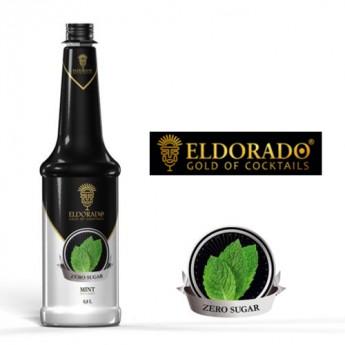 Eldorado Mäta bez cukru 0.8l