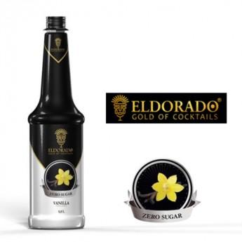Eldorado Vanilka bez cukru 0.8l